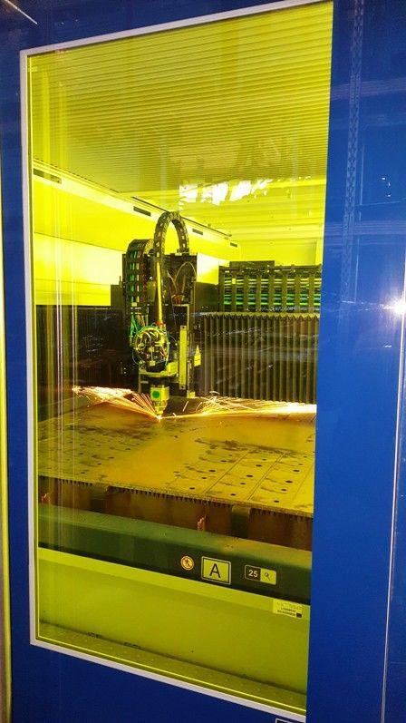 laser lamiera trumpf L3030