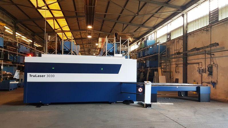 agrital new laser machine